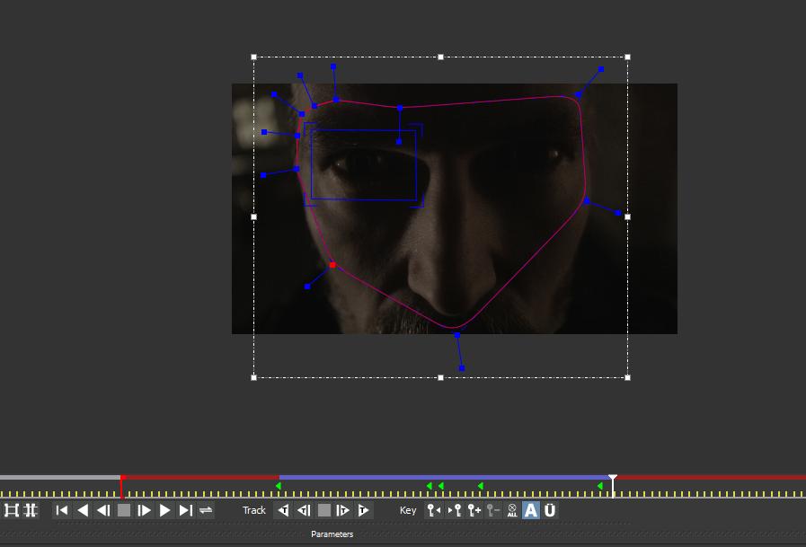 VFX Work on Jon Campling - Mobile Motion