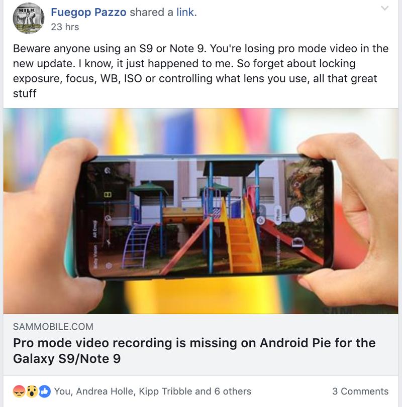 One UI: Samsung Smartphones Downgrade Video - Mobile Motion