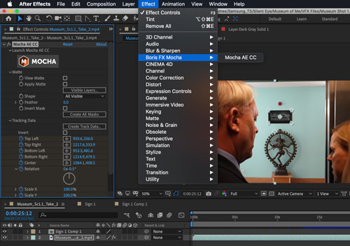 Creating Simple CGI with Adobe After Effects - Mobile Motion