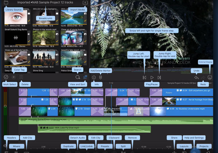 LumaFusion 2 0 Video Editing App Released for iPhone - Mobile Motion