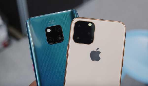 iPhone对比HUAWEI-10楼