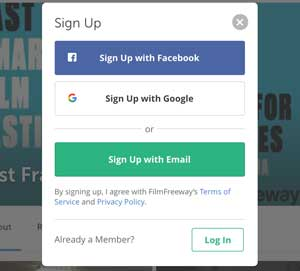 How To Submit A Film Using Filmfreeway - Mobile Motion